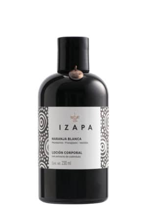 Izapa Body Lotion, Naranja Blanca