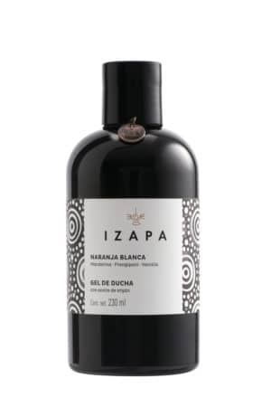 Izapa, Bath and Shower Gel, Naranja Blanca