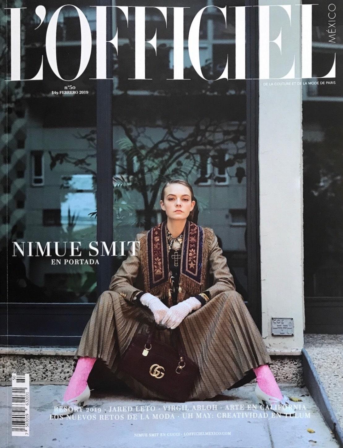 L'Officiel_Feb2019_Cover_Izapa